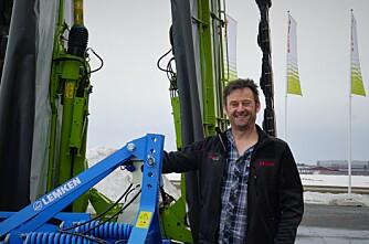 Ny mann på plass i Norwegian Agro