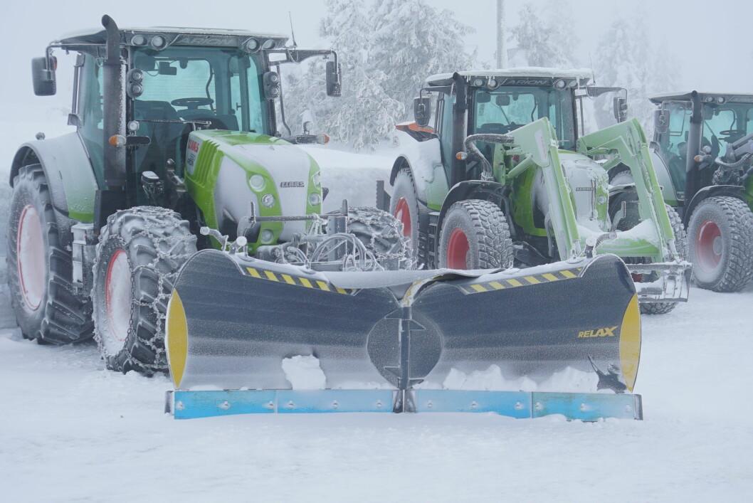 Foto: Norwegian Agro Machinery