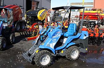 MultiOne fra A-K til Akershus Traktor