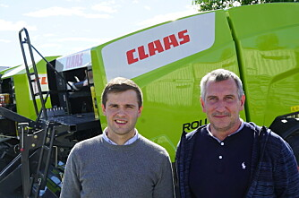 Ny Claas-forhandler i nord