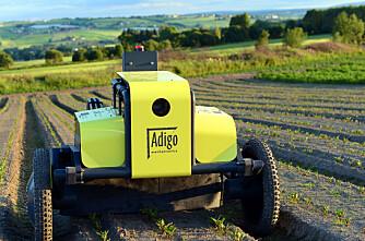 EU-millioner til norsk robot