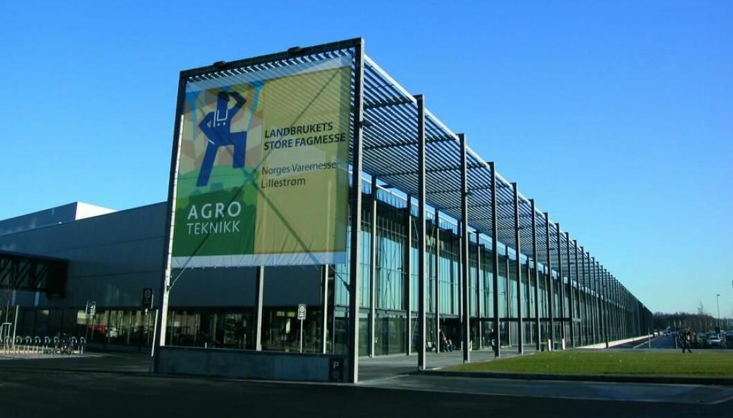 Arrangørene bekrefter at Agroteknikk vil bli avholdt i november.