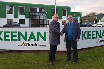 Europro blir forhandler av Keenan