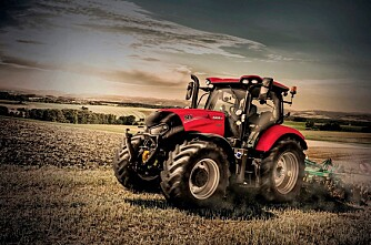 Maxxum 145 er Tractor of the Year