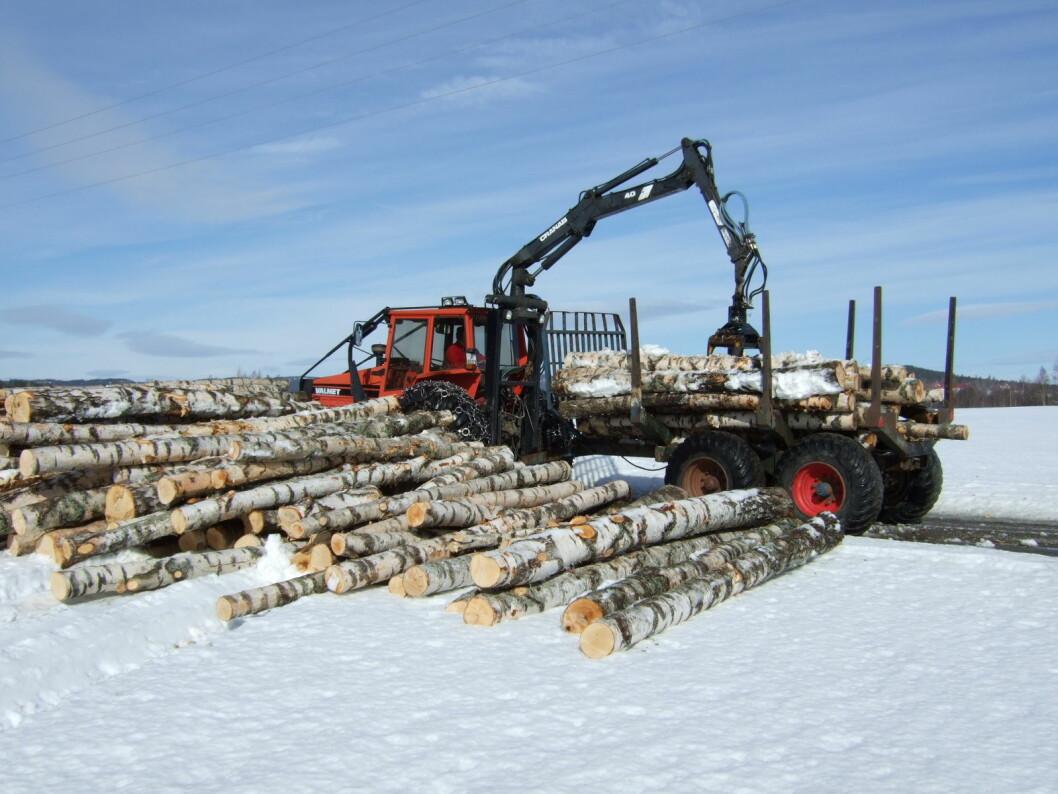 I kommende utgave av Bedre Gardsdrift får du prisliste for leiekjøring vinterstid.