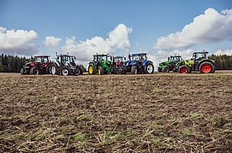 Ny traktortest i 2019!