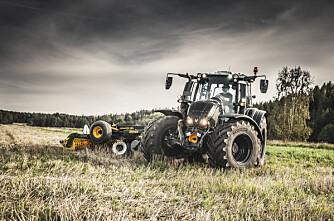 Traktorstatistikken: Knallstart for Eik i 2019
