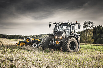 Valtra vil fjernstyre traktoren