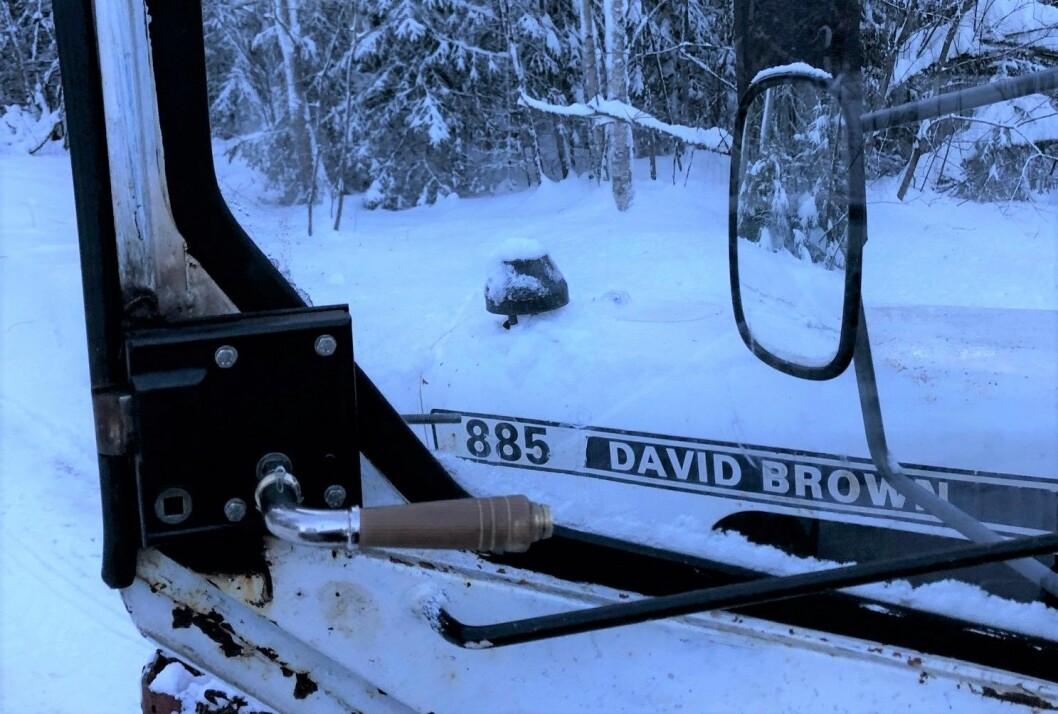 David Brown 885