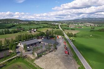 I dag åpner Hedmarken Landbrukspark