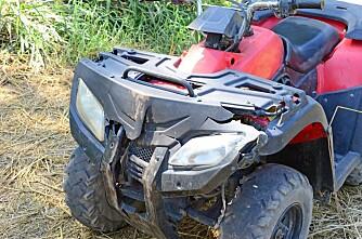 Flere ATV-ulykker i sommer