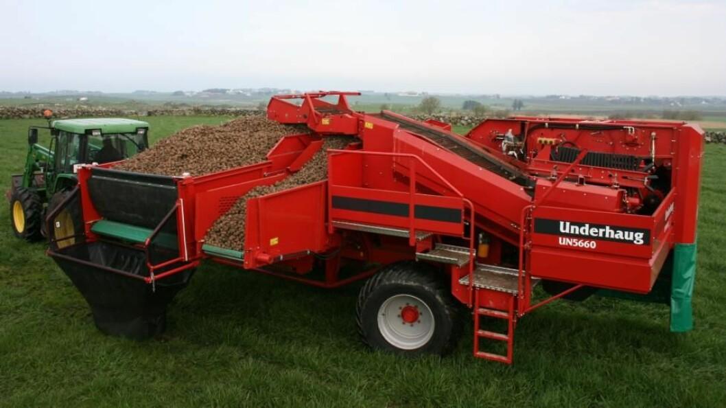 BRI Agri skal produserer TKS-produkter.