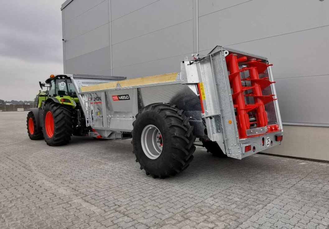 Foto: Norwegian Agro Machinery