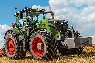 Fendt 942 er Årets traktor