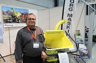 Selger mobile korntørker til Sverige
