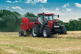 Leier ut traktorer på timebasis