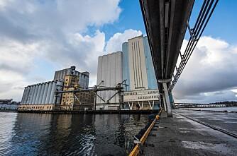 Stavanger havnesilo kan bli solgt