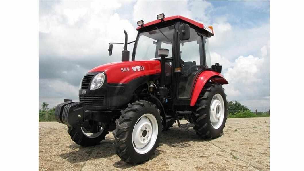 Snart kan det kinesiske traktormerket Yto bli å se i Norge.