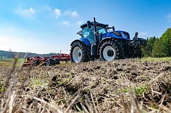 Det danske traktormarkedet bykser fram