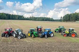 590 nye traktorer i oversikten