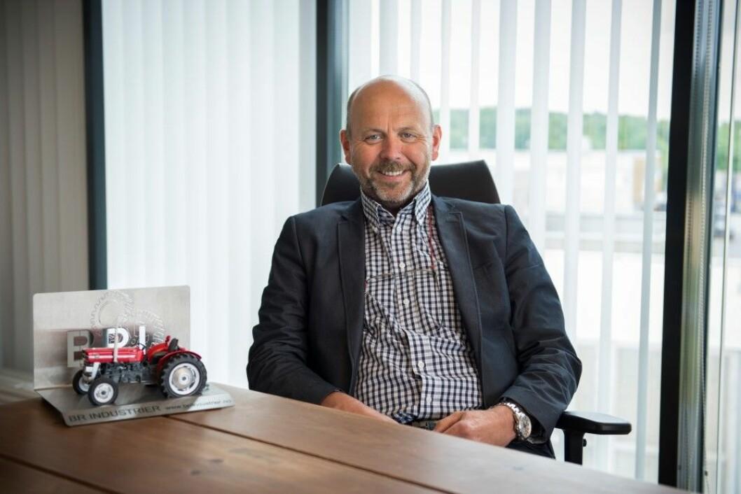 Bjørn Rygg har sikret seg nok et norsk firma.