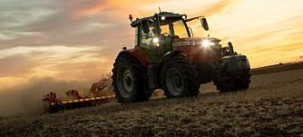 Traktorstatistikken: MF på topp, A-K øker