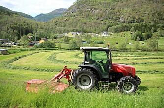 Fire dødsfall i jordbruket