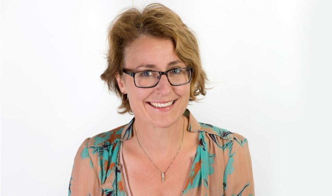 Anne Marie Glosli er ny departementsråd i LMD etter Leif Forsell. Foto: LMD