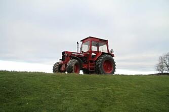 Har du traktoren med færreste timer?