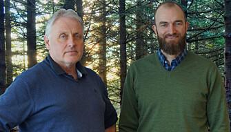 Ole Hveem og Ole Thomas Fladby.