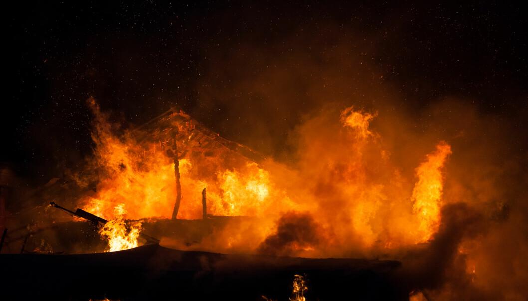 Mange landbruksbygg har alvorlige el-feil som kan føre til brann.
