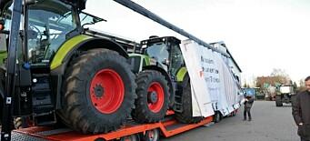 Claas reduserer produksjonen i Harsewinckel