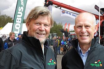 Fortsatt håp for Agrisjå 2020