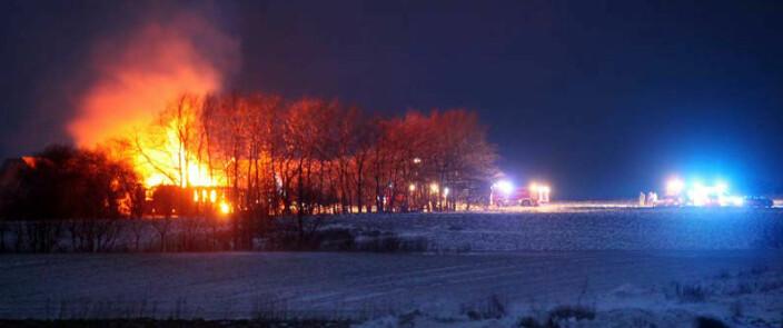 Færre branner, dyrere forsikring