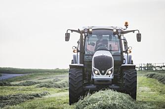 Bekmørk traktorstatistikk