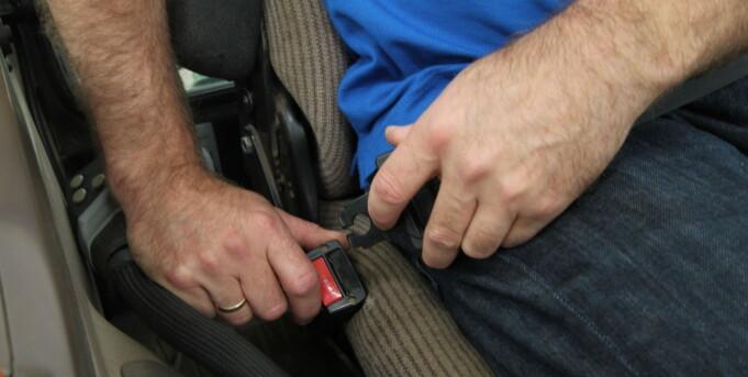 Fra 1. juli må du bruke belte i traktoren