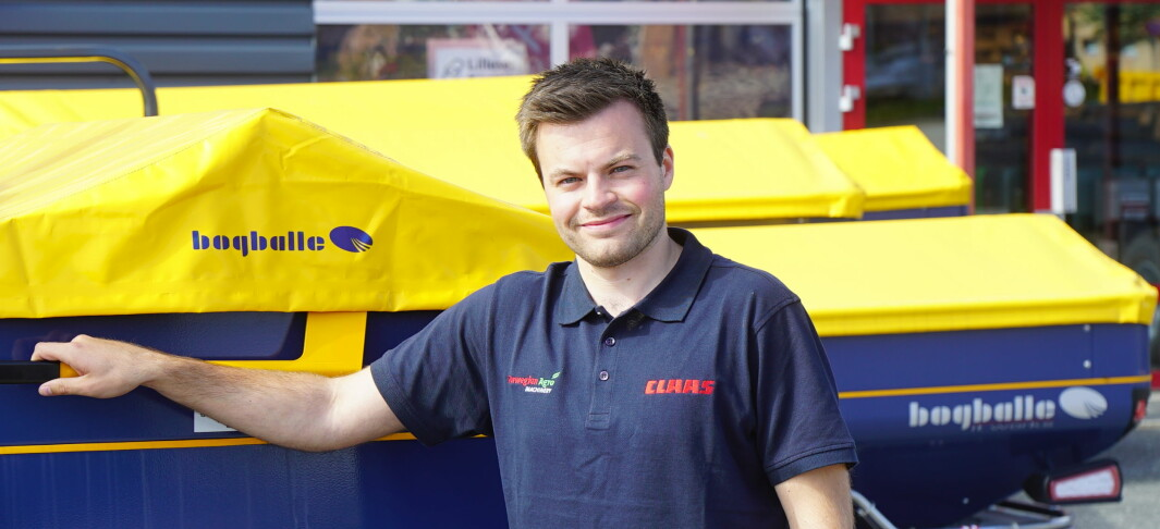 Hans Andreas Høie Horgen. Foto: NAM