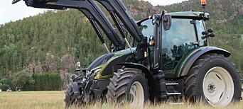 Traktorstatistikken: Valtra drar ifra resten