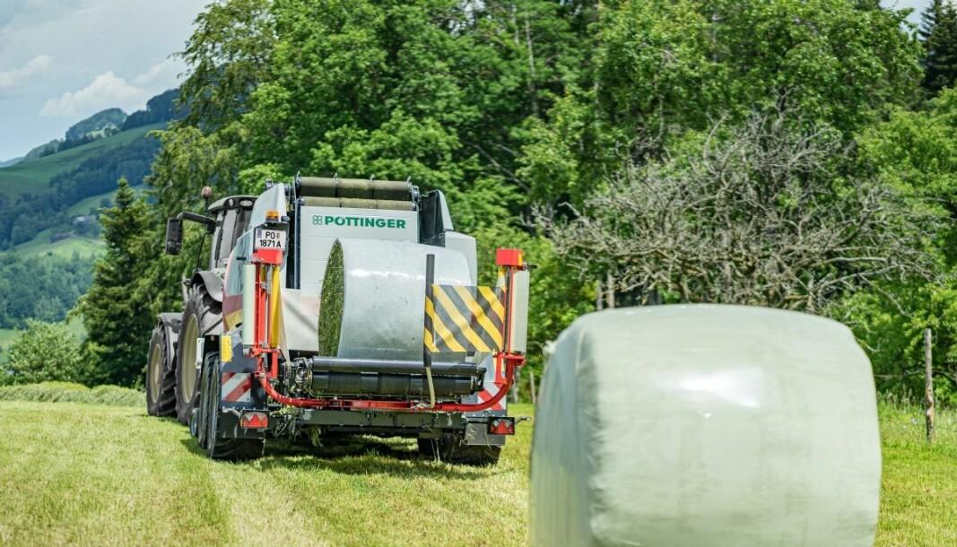 Fra 2021 kan du få Impress levert med utstyr for breiplast