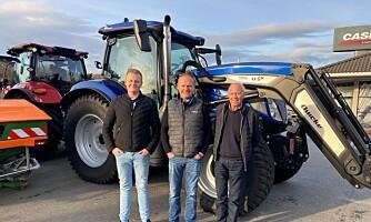 4o år og tre generasjoner i Ålgård Landbrukssenter