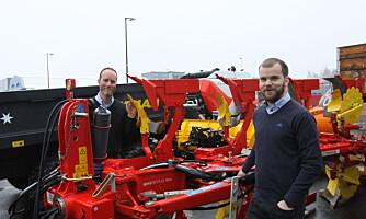 Akershus Traktor ansetter ny redskapssjef til Pöttinger og Sulky