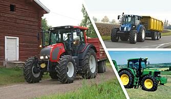 Har du en av disse tre traktormodellene?
