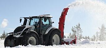 Traktorstatistikken: Valtra er vinneren av 2020