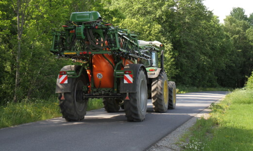 Tyskland med lovforslag om glyfosatforbud