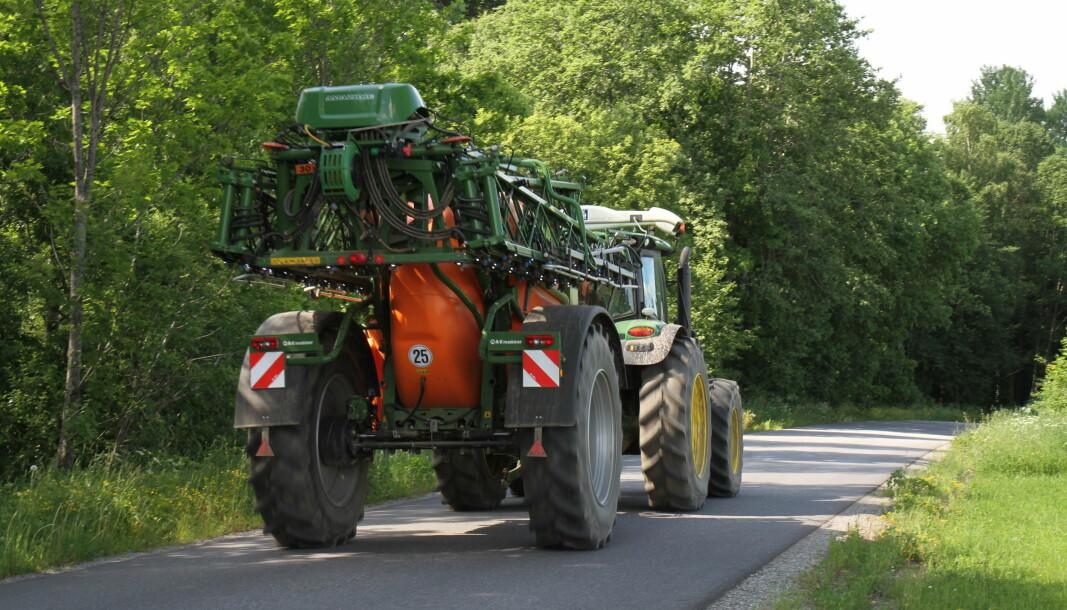Det går mot glyfosatforbud i Tyskland.