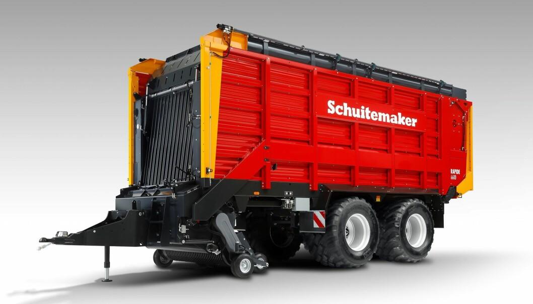 Store hjul og god kutting skal gjøre Scuitemaker til et interessant alternativ
