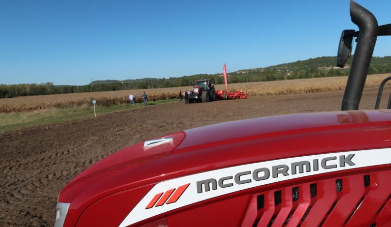 McCormick gjenoppstår på Østlandet