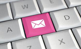 Send oss e-postadressen - bli med i trekning av iPad