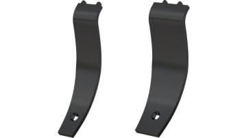 Toppskinna finnes i to varianter, en 50/80 mm og en 80/120 mm.