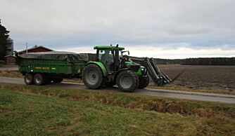 Starter utleiefirma for landbruket